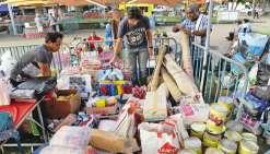 Les collectes continuent dans le pays