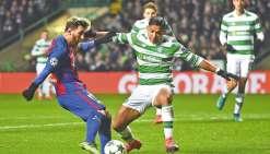 Messi sur les talons de Ronaldo