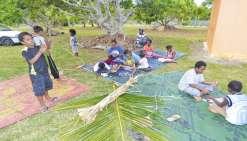 Inscriptions ouvertes pour les centres de vacances des Îles