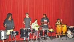 Musiciens et acteurs en herbe font leur show à l'Espace culturel