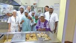 Le collège remet les produits locaux dans les assiettes