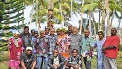 Émotion et anecdotes à Maré avec le Polynésien Temaru