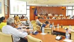 L'assemblée de la province Sud se réunira à nouveau le vendredi 16 décembre pour examiner le budget primitif 2017.