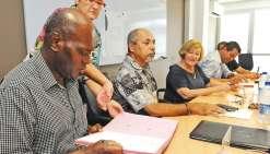 La CCI et Airports Vanuatu Limited sont partenaires
