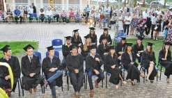 Trente nouveaux diplômés pour les 30 ans de l'EGC