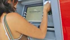 Ils avaient piraté des  distributeurs automatiques