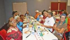 Les seniors invités au repas de fin d'année