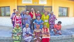 Les seniors en vadrouille à Ouvéa