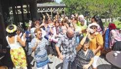 Les seniors célèbrent leurs retrouvailles à Déva