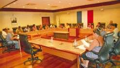 Le budget au menu du dernier conseil municipal de l'année