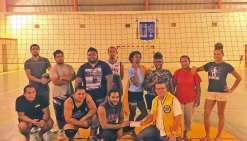Le volley-ball et le Lions marquent des points pour le Téléthon