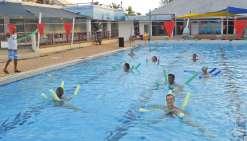 Le plein d'activités à la piscine Le Grand Bleu