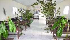 Le temple protestant de Hnadjo profané