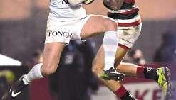 Les rugbymen français ont pris une leçon d'anglais