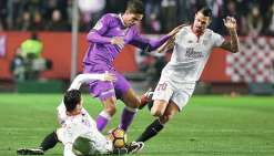 Séville fait tomber le Real Madrid