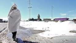 Il fait froid aussi en Afrique du Nord
