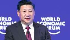 Le président chinois veut séduire Davos