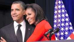 Michelle, étonnante First Lady