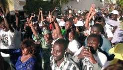 Yahya Jammeh lâche le pouvoir après 22 ans
