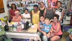 Cœur de lys crée  des activités avec les jeunes