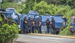L'Etat lance un ultimatum aux tireurs embusqués