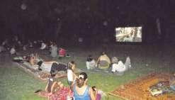 Une séance de cinéma  sur les traces des lutins