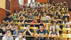 Premier jour d'université : bienvenue et attention au « piège de la liberté »