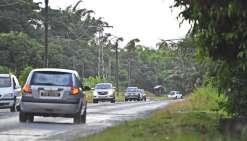 Selon le haut-commissariat, qui a décidé hier de la levée de l'interdiction de circuler de nuit sur la RP1 entre Thabor et La Coulée après une semaine de couvre-feu, « la gendarmerie reste mobilisée pour intervenir à tout moment si nécessaire ».