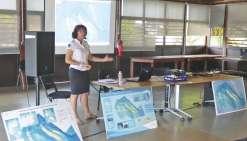 Un focus sur le parc naturel de la mer de Corail