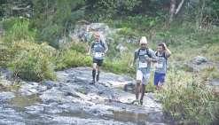 La saison locale des trails débutera au mois de mars