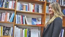 Alyse Ferreira, le baccalauréat en lettres majuscules