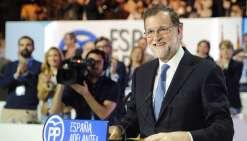 Rajoy reconduit à la tête du Partido Popular