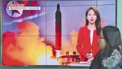 Pyongyang tire un missile, fureur de Séoul et de Tokyo