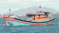 L'équipage, composé de seize pêcheurs clandestins vietnamiens, a été pris en charge par la police aux frontières ce week-end lors de son arrivée à Nouméa.