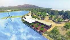 Le Caledonian-Wake-Park remplace le Surf-Camp à Ouano