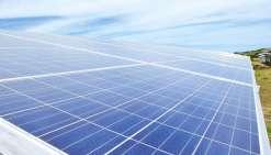 Le prix du photovoltaïque va baisser