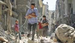Le régime a perpétré huit  attaques chimiques à Alep