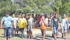 Le collège Boaouva en marche