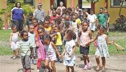 Un effectif revu à la hausse  à l'école de Wanap