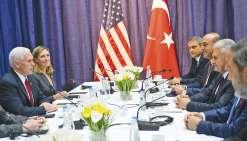 Washington lève un coin de voile sur sa politique étrangère
