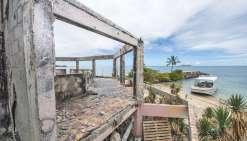 Le Fun Beach attend d'être reconstruit