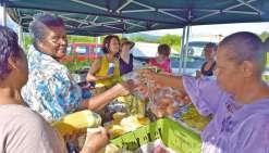 Le marché broussard et communal reporté à dimanche