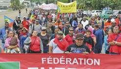 L'USTKE en grève dans l'industrie lundi