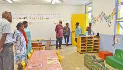 Des travaux d'écoles à la loupe