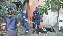 Descente de police à Ko We Kara