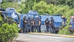 L'Etat annonce de nouveaux moyens pour les forces de l'ordre