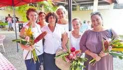 Les femmes à l'honneur au marché