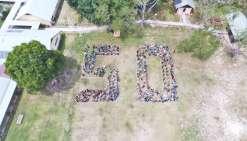 Le lycée François-d'Assise  se prépare à fêter ses 50 ans
