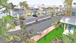 Tina village, un nouveau  lotissement livré d'ici 2020