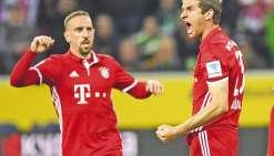 Le Bayern s'envole